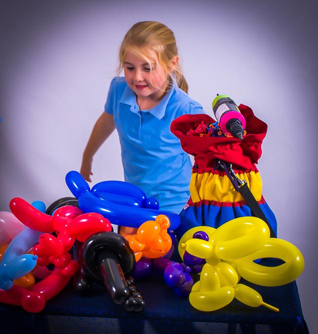 balloon modelling magic meath